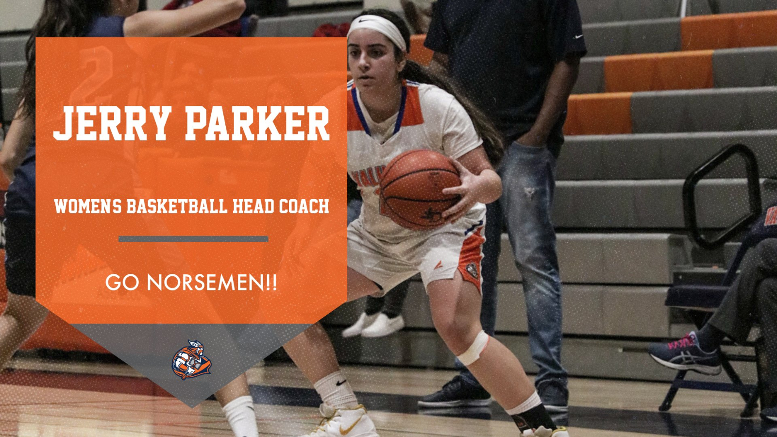 New Women's Basketball Head Coach – Jerry Parker
