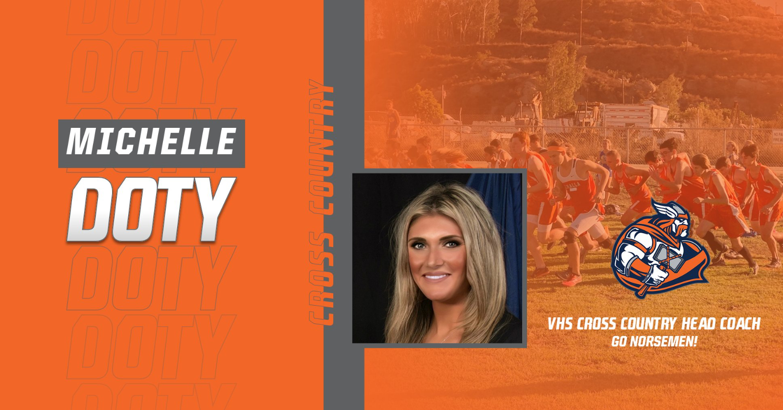 Michelle Doty – VHS Cross Country Head Coach