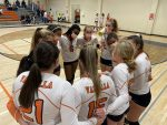 Girls Varsity Volleyball falls to Steele Canyon 3 – 0