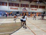 Girls Freshman Volleyball beats Helix 2 – 0