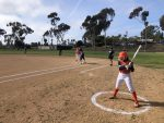 Girls Varsity Softball beats San Dieguito Academy 15 – 1