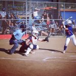 Girls Varsity Softball beats Point Loma 8 – 0
