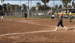 Girls Varsity Softball beats Calexico 11 – 8