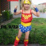 Super Hero Friday!