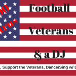 Football, Veterans & DJ