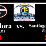 Football Wins Round #1 CIF