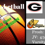 Boys Hoops:  GAME DAY 1/4