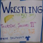GAME OF THE WEEK:  Wrestling