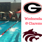 SWIMMING:  Wednesday 3/21