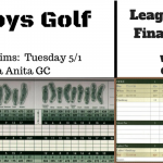 Golf Prelims/Finals
