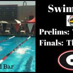 Swim:  League Finals