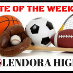 Athlete of the Week (10/8)