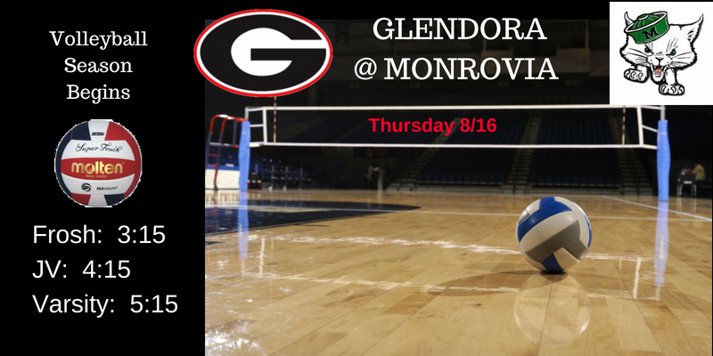 Volleyball Thursday 8/16