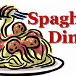 XC Spaghetti Dinner – Friday, September 14th