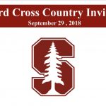 Good Luck at the Stanford Invitational!