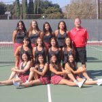 Girls Tennis Varsity and JV