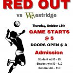 CIF Volleyball:  RED OUT