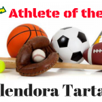 Athlete of the Week 4/1 thru 4/6
