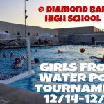Girls Frosh Water Polo Tournament 12/14 – 12/15