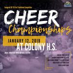 Traditional Competitive Cheer CIF CHAMPIONSHIPS