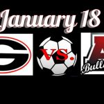 January 18 Soccer games