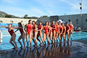 Girl's Varsity Water Polo vs. Montebello BONITA TOURNAMENT Game #4 CHAMPIONS!