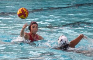 Girl's Varsity Water Polo vs. Claremont SENIOR NIGHT