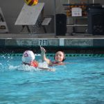 Girl's Varsity Water Polo vs. Fullerton NOGALES TOURNAMENT Game #1