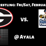 CIF Wrestling:  Fri/Sat February 8-9