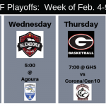 CIF for Tartans:  Week of Feb. 4-9