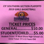 Basketball Ticket Sales