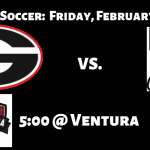 CIF Soccer:  Friday, February 8th