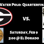 CIF Water Polo:  Quarterfinals