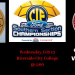 Water Polo:  CIF Semifinal Location Information