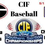 CIF Baseball Preview