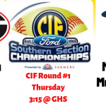 CIF Softball