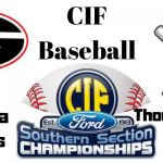 CIF Baseball:  Friday