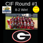 CIF Softball:  RECAP