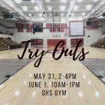 Summer League Tryouts:  Girl Basketball
