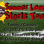 GHS Girls Soccer Summer League!