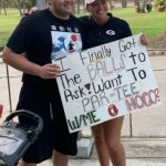 Braxtyn Mikesell leads Girls Varsity Golf to victory then gets asked to Homecoming
