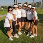 Girls Varsity Golf finishes in 8th place out of 22 at CIF Team Playoffs