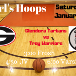 Girls Basketball Saturday 1/11