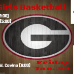 Girls Basketball 1/24