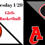 Girls Basketball 1/29