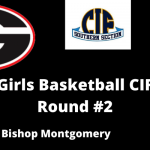 Girls Basketball CIF Round #2