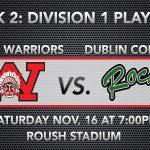 Playoff Tickets – Week 2