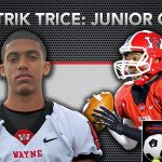 Junior QB, D'Mitrik Trice: WHIO Channel 7 Athlete of the Week