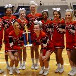 GWOC Cheerleading Championship