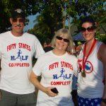 Alumni: Lisa Jameson Completes Half Marathon in EVERY STATE